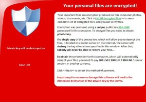 Ransomware Trojan