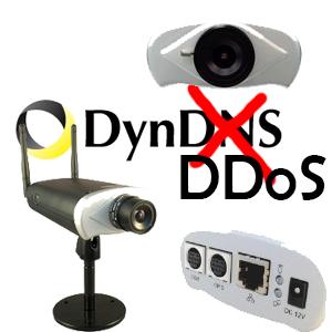 DynDNS - DDoS